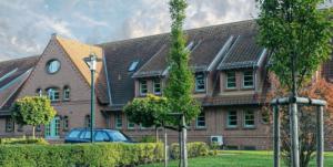 Das ist das Amts-Gebäude des Amtes Bad Doberan-Land in Bad Doberan.