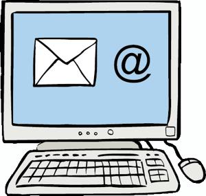 Eine E-Mail schreiben